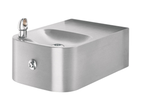 Model 1109FR | Freeze Resistant Wall Mounted Drinking Fountain