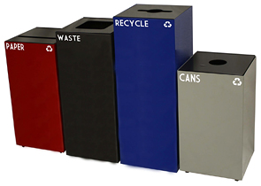 Geocubes | Recycling Containers