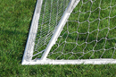 Soccer Goal Detail | Bottom Bar