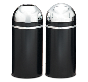 Model 415DT-22 | Model 15DT-22 | Monarch Series Dome Tops (Black w/Chrome Trim)