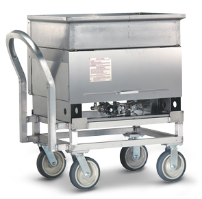 Model 5099NS | Gas Funnel Cake Fryer on Cart