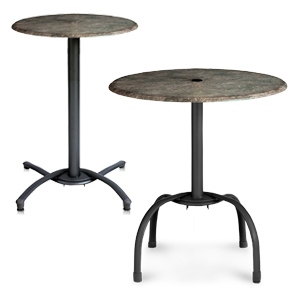 Espresso bar height tables and chairs resin tables and chairs bar height tables watchthetrailerfo