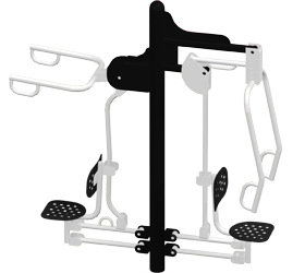 Lat Pull Down and Chest Press Combo
