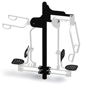 Model 78000047 | Lat Pull Down and Chest Press Combo