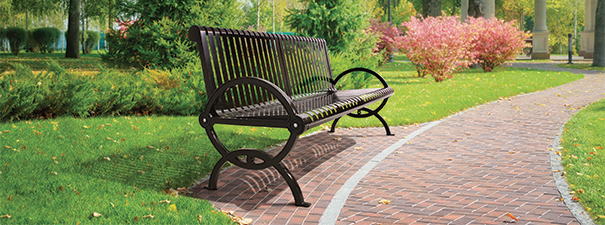 Model 99-S6 | Durham Collection Park Bench