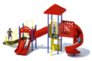 Palace Tower Playground Set