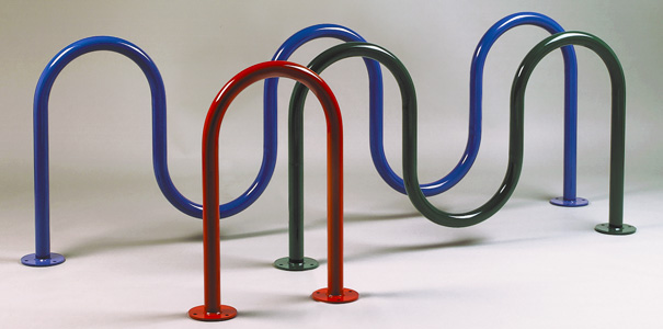 Challenger Plus Outdoor Bike Racks Collection