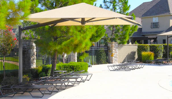 Cantilever Umbrella Style Shade Structures Belson Outdoors 174