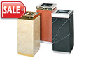 Accents Granite Indoor Ash Trash Receptacles