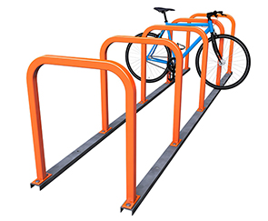 Model DT-B5RAIL-EPX | Downtown Bike Racks