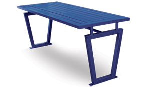 Model DXTS6 | Decora Style Outdoor Picnic Bench Table