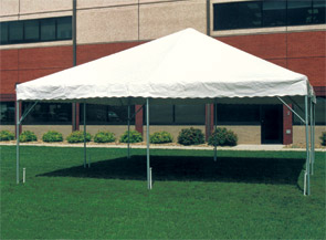 Model FT1020 | Portable Party Canopy Tents (White)