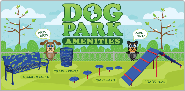 Dog Park Amenities