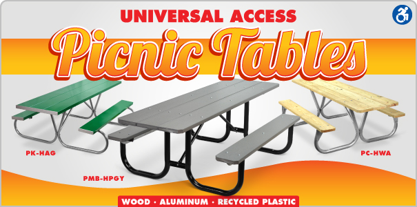 ADA Picnic Table