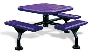picnic table plan | eBay.