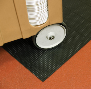 Niru® Knob-Top Runner | Anti Fatigue/Anti-Slip Matting