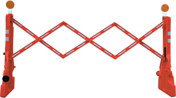Model MULTI-GATE | Expandable Safety Barrier