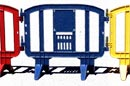 Minit Safety Barriers Plastic Barricade
