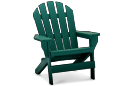 Cape Cod Commercial Grade Recycled Plastic Adirondack Chair