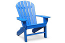 Seaside Commercial Grade Recycled Plastic Adirondack Chair
