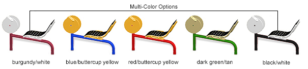 Mulit-Color Options