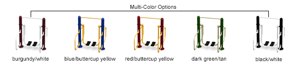 Multi-Color Options