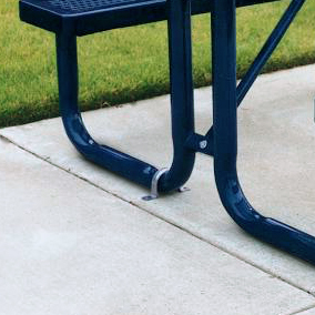 Portable Pincic Table Base