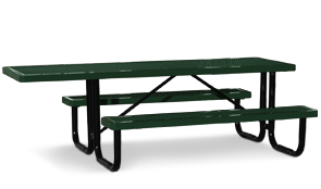 8ft Universal Access One Side Overhangs (Green/Black)