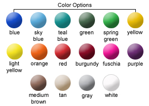 Funnel Color Options