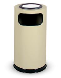 Steel Indoor Lift-Off Trash Receptacles | Metal | Indoor Trash ...