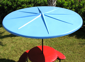 Fiberglass Starburst Umbrellas Table Umbrellas Belson Outdoors - Commercial table umbrellas