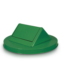 Model SWT55GN | Swing Top Drum Lid (Painted Green)