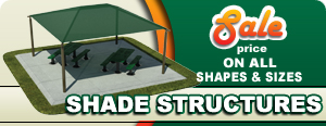 Special Pricing Outdoor Canopy Shade Structures