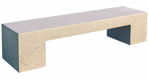 Model TF5027 | Concrete Bench (Buff)