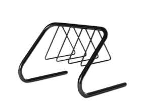 Model TRI-7-FS-P | Triton™ Bicycle Racks (Black)