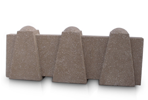 Model TYPE3-8 | Type 3 Concrete Security Barrier