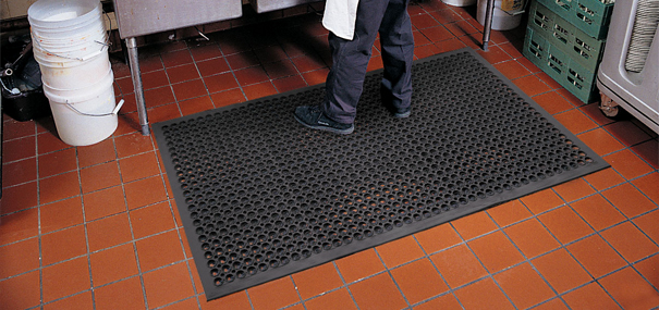 Large Hole Drainage System Ideal For Food Service Industry