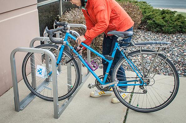 U Lockit Bike Parking Portable Bike Rack Belson Com