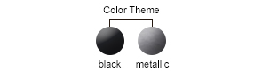 Metal Color Scheme
