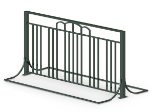 Model WBR | Windsor Series Bike Rack