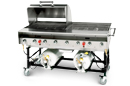 PORTA-GRILL� Commercial Stainless Steel Barbecue Grill