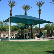 Outdoor Canopy Large Superior Shade Structure