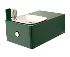 Model 1025 | Wall Mounted ADA Drinking Fountain with Custom Color Options