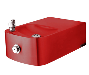 Model 1109-CC | Custom Color Wall Mount Drinking Fountain