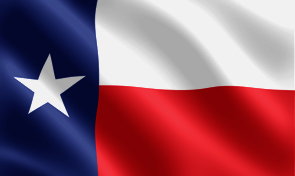 Texas State Flag Graphic