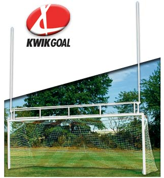 Model 2D301 | Combination Soccer and Football Goal