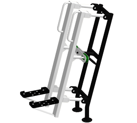 Stair Climber | Outdoor Commercial Grade Exercise Machine