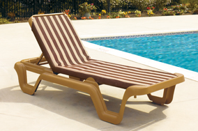 Marina Sling Chaise Lounge Chair