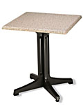 "Model 99525158 | 24"" Square Table Top (Catalan)"