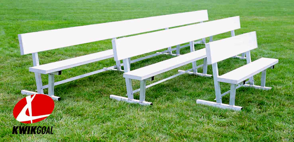 Multi-Purpose Players Benches with Backs